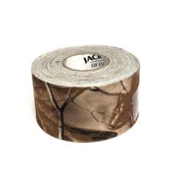 Camo stof Tape med lim...