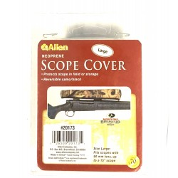 Scope Cover Camouflage Large