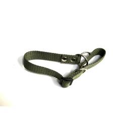 Hundehalsbånd Grøn Small