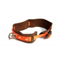 Hundehalsbånd Orange Uni-Size