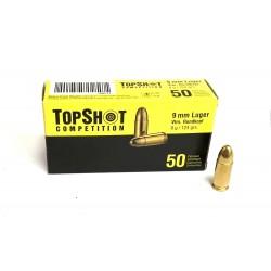 TOPSHOT 9 MM, 8G, VLM 50STK.