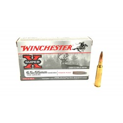 6,5x55 WINCHESTER 140GR,...