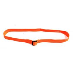 Orange Sikkerhedsbånd