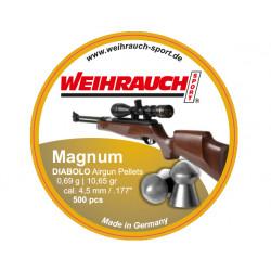 Magnum 4,5 Hagl 1500stk....