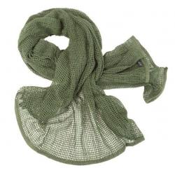 Mil-Tech Grønt Net - Tørklæde
