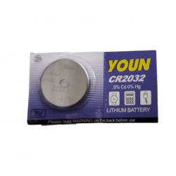 3V Batteri CR2032 Lithium