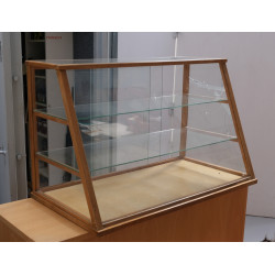 Udstillings Glasskab -...