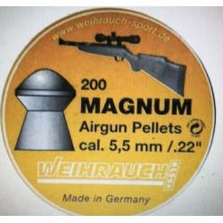 Magnum Hagl 1000 stk....